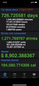 2 years no beers statistics 139x300 - Two years no beers